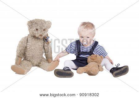 Boy With Bears