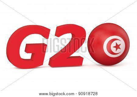 Summit G20 In Turkey 2015 Concept