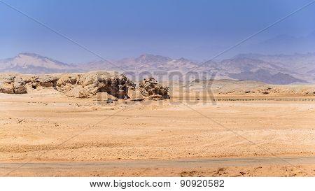 Ras Mohammed Desert
