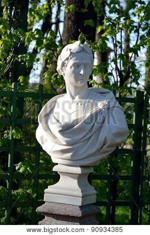 Statue Of Gaius Iulius Caesar.
