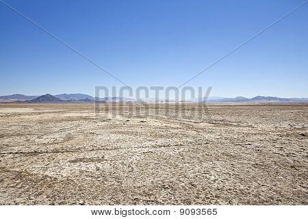 Zzyzx Dry Lake