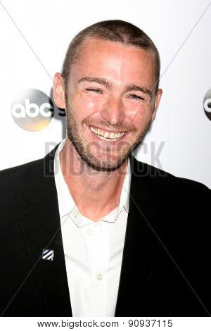 LOS ANGELES - MAY 17:  Jake McLaughlin at the ABC International Upfronts 2015 at the Disney Studios on May 17, 2015 in Burbank, CA