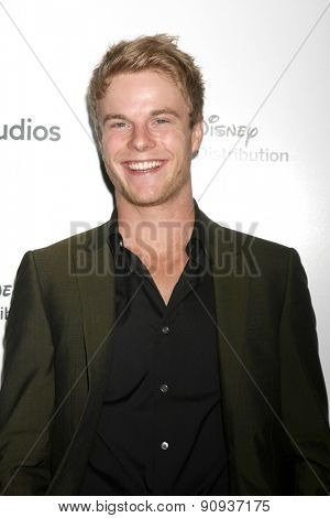 LOS ANGELES - MAY 17:  Graham Rogers at the ABC International Upfronts 2015 at the Disney Studios on May 17, 2015 in Burbank, CA