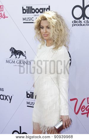 LAS VEGAS - MAY 17: Tori Kelly at the 2015 Billboard Music Awards at the MGM Grand Garden Arena on May 17, 2015 in Las Vegas, Nevada.