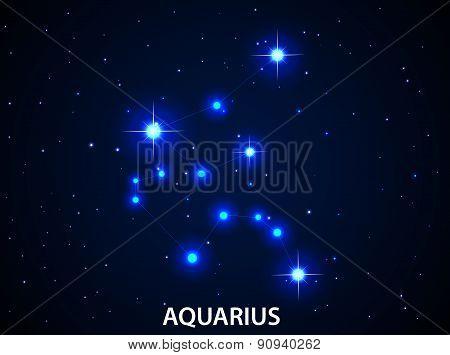 Zodiac Aquarius