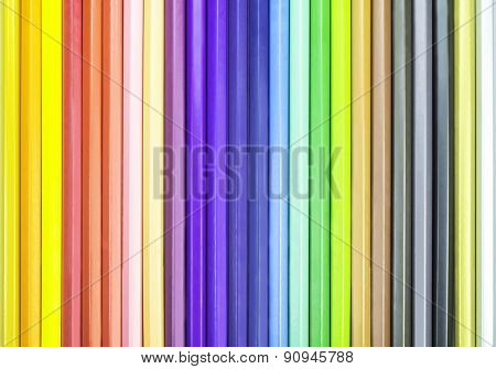 Colorful Color Pencils