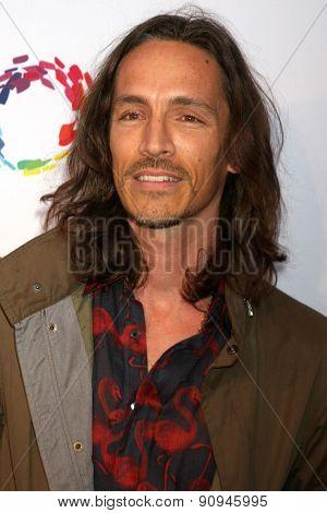 LOS ANGELES - MAY 16:  Brandon Boyd at the