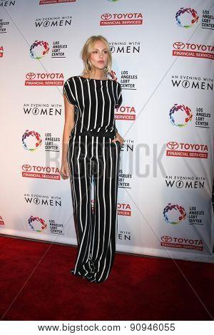 LOS ANGELES - MAY 16:  Shae Marie at the