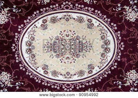 Carpet In Arab Style