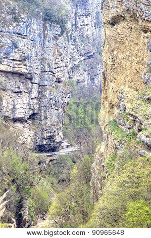 Chegem Gorge