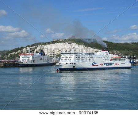Ferrys Port of Dover