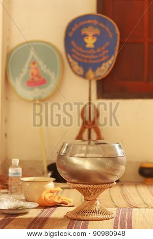 Alms Bowl