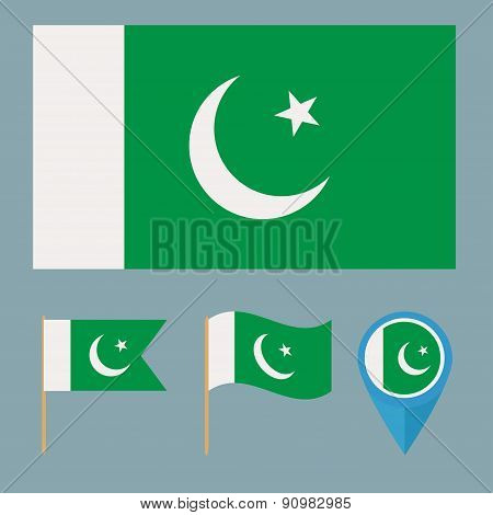 Pakistan,country flag