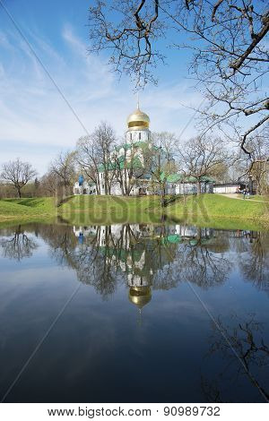 Theodore Cathedral (Pushkin)