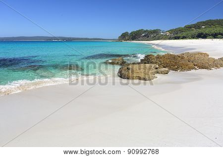 Chinamans Beach Jervis Bay A Paradise