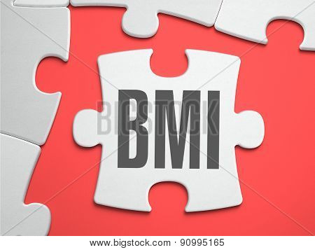 BMI - Puzzle on the Place of Missing Pieces.