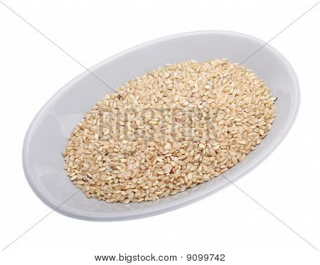 Uncooked Organic Brown Rice