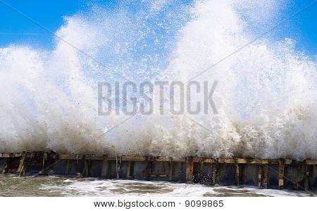 Wave Blow