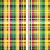 foto of stripping  - Abstract checkered background with thin multicolor strips - JPG