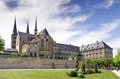 foto of bavaria  - Image of the Benedictine monastery of St - JPG