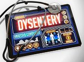 stock photo of defecate  - Dysentery  - JPG