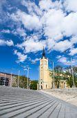stock photo of church  - St - JPG