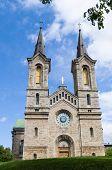stock photo of church  - Charles Church  - JPG