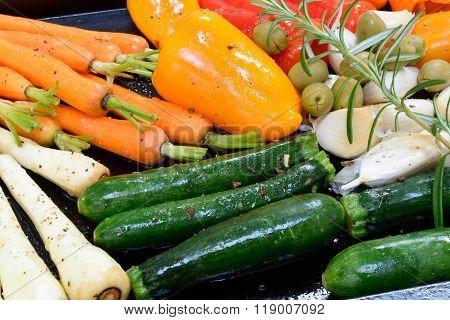 Vegetables To Roast