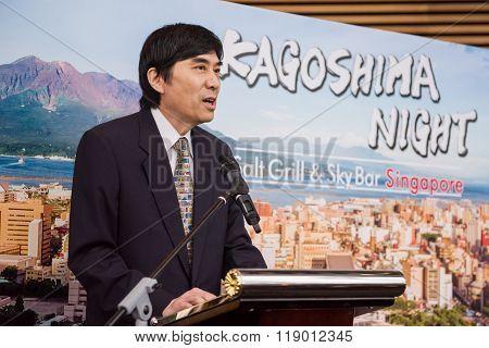 Opening Address By Haruhisa Takeuchi, Ambassador Of Japan To Singapore