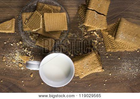 Rectangle Cookies