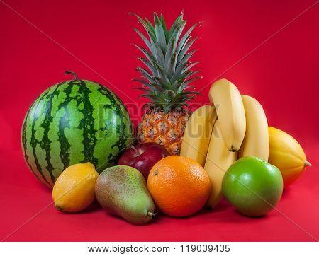 Fresh Tropical Fruits