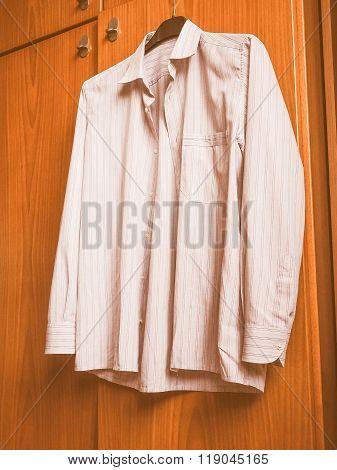 Man Shirt Vintage