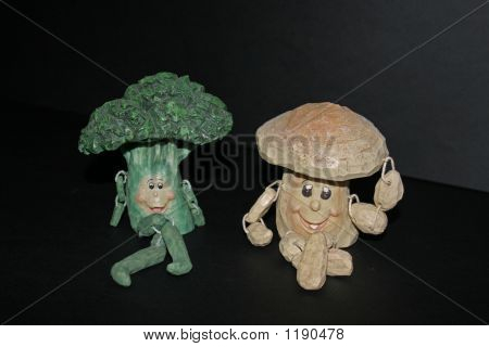 Cauliflower And Brock