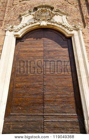 Church  Samarate  Varese   The  D  Entrance  Mosaic
