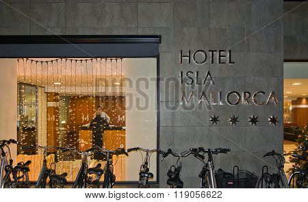 Hotel Isla Mallorca Bikes