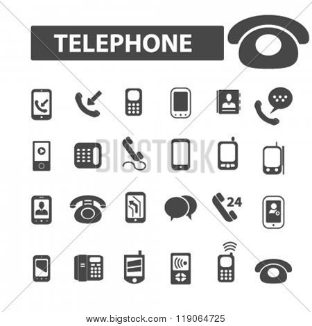 telephone icons, telephone logo, smartphone icons vector, smartphone flat illustration concept, smartphone infographics elements isolated on white background, smartphone logo, smartphone symbols