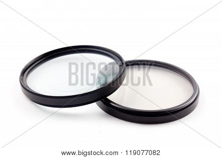 two photographic filters