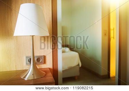 Hotel Stay Room Interior