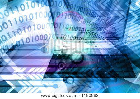 Computer Technology Mix