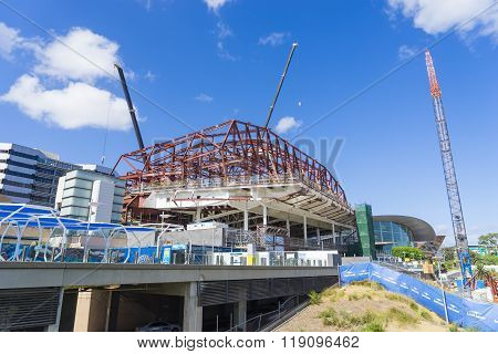 Expansion of Adelaide Convention Centre