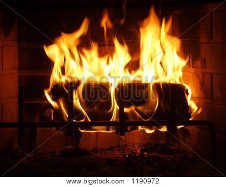 My Wonderful Fireplace