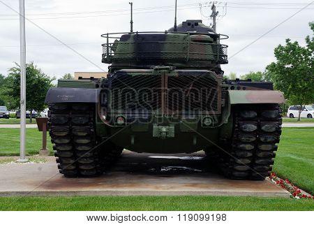M-48 Patton Tank