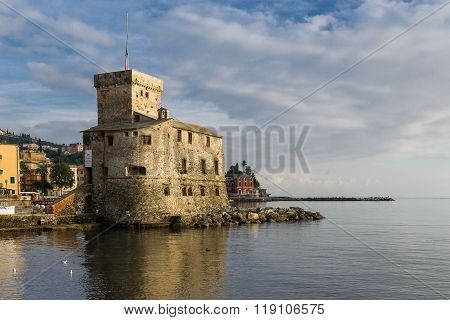 Castle On The Sea