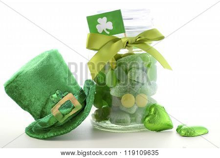St Patricks Day Candy