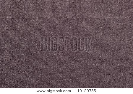 Speckled Textured Monochrome Background From Fabric Of Pale Coffee Color