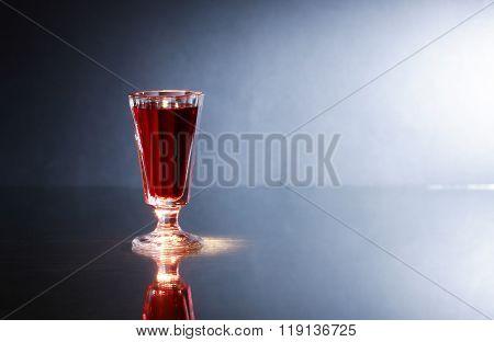 Liquor On Dark