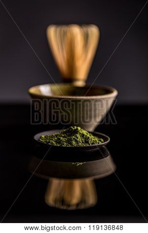 Green Tea Popwder
