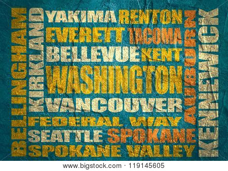 Washington State Cities List