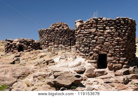 The Most Interesting Places Of South America, Funerary Towers Of Sillustani In Peru