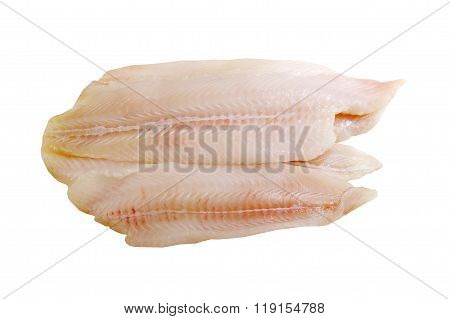 Fresh raw Sole Fillet